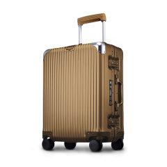 LIEMOCH/利马赫 英皇系列 智能旅行箱 22寸 铝镁合金拉杆箱 中性款式 定制图片