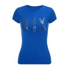 ARMANI EXCHANGE/ARMANI EXCHANGE阿玛尼休闲系列女士短袖T恤-女士T恤图片