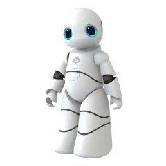 爱乐优 小笨mini优友 智能机器人 WiFi智能语音交互点播 早教机 学习机 故事机 儿童玩具礼物礼品 可充电行走图片