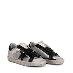 GOLDEN GOOSE DELUXE BRAND/GOLDEN GOOSE DELUXE BRAND 18年秋冬 女性 小脏鞋 星星 女士休闲运动鞋 GCOWS590E36图片