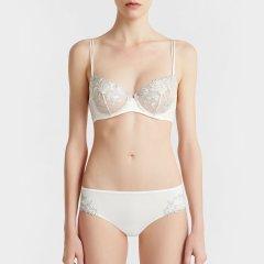 LAPERLA/萝贝拉女士PEONY系列 时尚奢华性感薄纱三角裤图片