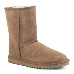 【包税】UGG/UGG  羊毛内里冬季保暖经典中筒男士雪地靴 5800 M/CHE图片