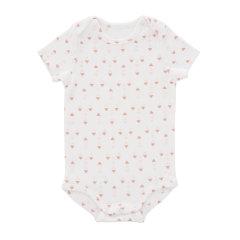 Sheridan/喜来登 母婴用品阿什婴儿半袖连体服宝宝内衣图片