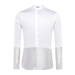 Emporio Armani/安普里奥阿玛尼 男士长袖衬衫 100.00%棉 N1CF2S-N135C图片