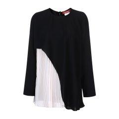 MAXMARA ST.ELEGANTE 纯色 时尚 女士长袖衬衫 UNGHIA图片