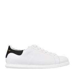 【可用券】【新品】 Alexander McQueen/亚历山大麦昆 女士 logo点缀 拼接 休闲运动鞋 MF图片