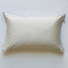 foss flakes进口 全棉单人成人枕套 48*74cm  丹麦进口 可水洗无过敏 无甲醛无异图片