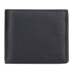 COACH/蔻驰Saffiano皮革男士短款对折钱包74991图片