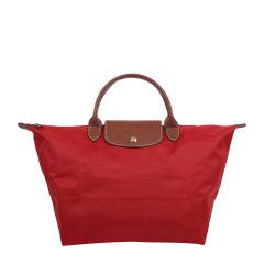Longchamp/珑骧女士尼龙短柄中号手提包饺子包1623 089 A23图片