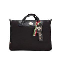 OROBIANCO/奥伦彼安克 意大利男包手提包 PRICCONE单肩包斜挎包商务男公文包 尼龙 男士图片