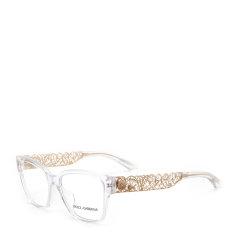 Dolce&Gabbana/杜嘉班纳眼镜框架 DG3186A女士近视镜框 镂空镜腿方框光学镜架图片
