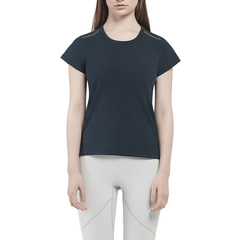 HOTSUIT/后秀 女款夏季圆领短袖T恤休闲运动短袖衫 67028008图片