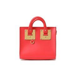 Sophie Hulme BOX ALBION 阿尔比恩盒式托特包 多色可选 金色配件 女士包袋单肩斜跨包图片