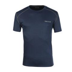 MARMOT/土拨鼠 2016新款男士速干T恤圆领透气排汗运动短袖 60390图片