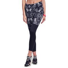 HOTSUIT/HOTSUIT女款健身瑜伽运动紧身长裤 65011985图片