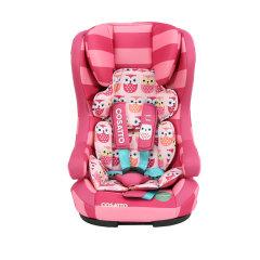 乐翻天汽车儿童车载安全座椅 hubbub 9个月-12岁 isofix接口图片