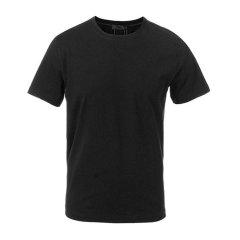 PRADA/普拉达 男士短袖T恤 棉质混纺纯色简约设计圆领男士短袖T恤图片