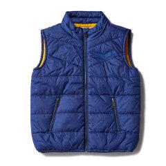 DIESEL KIDS 迪赛 男童马甲 儿童羽绒服/棉服 1174G001图片