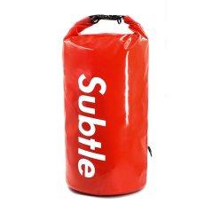 Subtle/SubtleMr.RainB1「中性款式」防水PVC旅行包青年PVC防水包图片