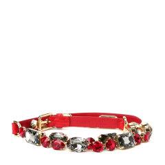 Dolce&Gabbana/杜嘉班纳腰带-女士红色皮带图片