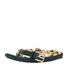 Dolce&Gabbana/杜嘉班纳腰带-女士绿色皮带图片