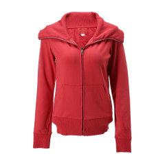 DIESEL/迪赛女士卫衣-女士红色运动服 材质:95棉5氨纶红色 M图片