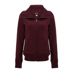 DIESEL/迪赛女士卫衣-女士紫色运动服 材质:95棉5氨纶紫色 XS图片