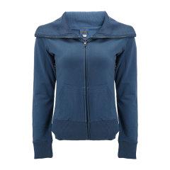 DIESEL/迪赛女士卫衣-女士蓝色运动服 材质:95棉5氨纶蓝色 S图片