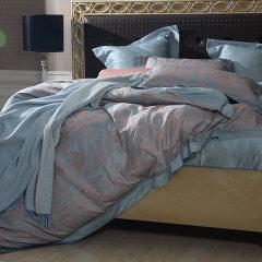 YOLANNA 格瑞森GLACIER床品四件套 床上用品被套床单枕头套图片