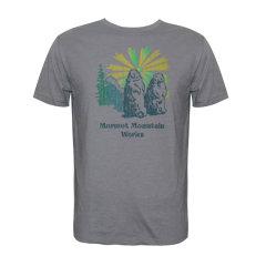 MARMOT/土拨鼠 2016春夏新款户外男轻薄透气棉质圆领短袖T恤 53610图片