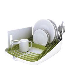 Joseph joseph/Joseph joseph 厨房自动排水碗碟架/碗架/筷子架/置物架图片