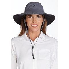 Coolibar 多国防晒机构认证 Sun Catcher女士遮阳帽 UPF50+图片