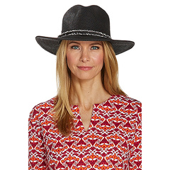 Coolibar 多国防晒机构认证 Oceanside时尚软呢女士遮阳帽 UPF50+图片