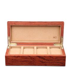 OC/开合4+10表位手表收纳盒 便携手表盒子 创意商务礼物图片