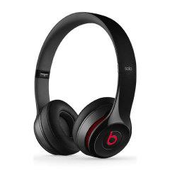 Beats Solo2 通用重低音音乐耳麦 耳机头戴式 有线版图片