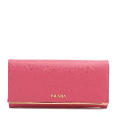 PRADA/普拉达 女士牛皮长款钱包 1MH132 QME图片