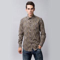 ANTONY MORATO/ANTONY MORATO安东尼 时尚休闲小碎花长袖男士长袖衬衫图片