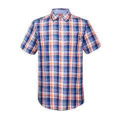 MARMOT/土拨鼠 2016春夏新款户外男士吸湿透气排汗短袖衬衫 54520图片