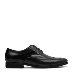 S.T. DUPONT/都彭 牛皮布洛克舒适耐磨系带男士商务正装鞋G20244003图片
