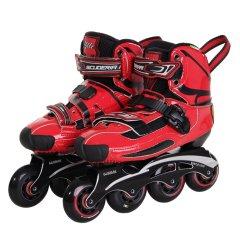 Ferrari/法拉利 新款  碳纤平花鞋可换速滑支架 幻影KST图片