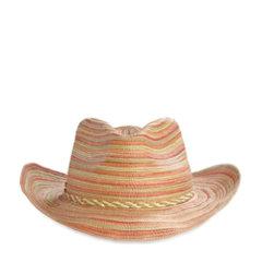 Coolibar 多国防晒机构认证 Cowgirl 超轻透气 儿童牛仔遮阳帽 UPF50+图片