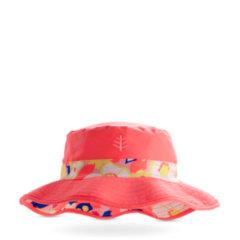 Coolibar 多国防晒机构认证 Surf超轻透气 防氯防海水腐蚀 儿童双面遮阳帽 UPF50+图片