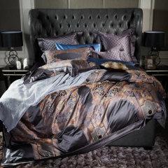 YOLANNA 2016秋冬新款奥尔加OLGA床品四件套 床上用品被套床单枕头套图片