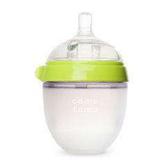 韩国 comotomo 可么多么 150ML,奶瓶自带流量为一滴的奶嘴图片