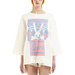 D-mop Loveis/Loveis 女士潮流T恤 时尚设计 春夏百搭 女士T恤图片