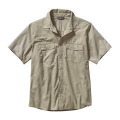 PATAGONIA/巴塔哥尼亚 男款短袖衬衫 54025【2016春夏新款】图片