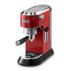 Delonghi/德龙 EC680 意式家用半自动咖啡机 金属不锈钢咖啡机图片