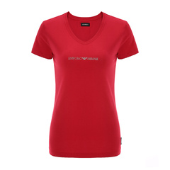 Emporio Armani/安普里奥阿玛尼女士长袖T恤-女士白色内衣95棉5氨纶图片