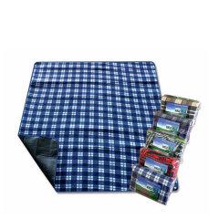 loyo/乐游 户外野餐垫防潮爬行垫 加厚型英格兰绒布防水底 便携式图片