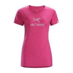 Arcteryx Arcword T-Shirt SS 始祖鸟女款纯棉短袖T恤图片